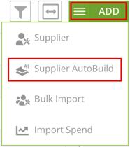 ADD   AutoBuild Supplier