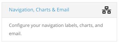 Navigation | Charts | Email