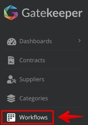 Workflows | Navigation