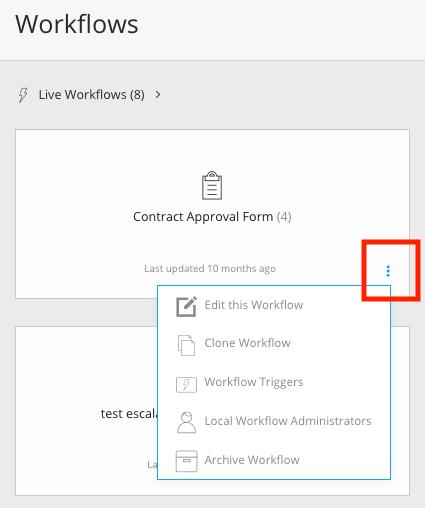Workflows Three Dot Icon